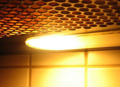 pomysły na oświetlenie kuchni