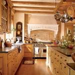 Styl rustykalny w kuchni