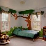 Zoo w pokoju dziecięcym