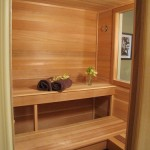 Sauna we własnej łazience
